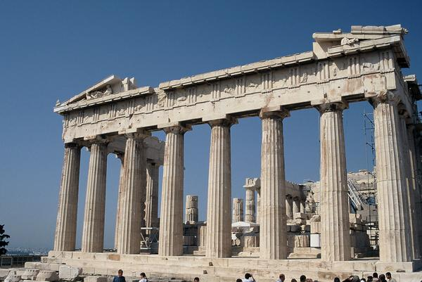 the influence of ancient greek throughout history Greek influence on western culture greek culture spread throughout the mediterranean region ancient greece.